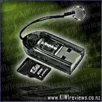 USBmicroSDReader+Card