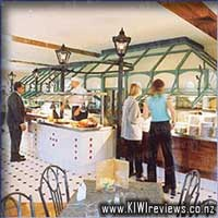 Riverview Buffet Restaurant & Bar - Oxford On Avon