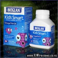Kids Smart - Omega-3 Fish Oil Burstlets