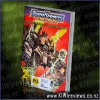 Transformers Energon : vol 2 - The Return of Megatron