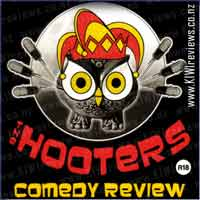 4th Hooters Comedy Review