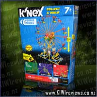 K'Nex&nbsp;Fun&nbsp;Park&nbsp;-&nbsp;Ferris&nbsp;Wheel