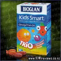 Kids Smart - Omega-3 Fish Oil Burstlets - Trio