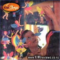 KiwiClings - Fairy Frolics