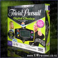 Trivial Pursuit - Digital Choice edition