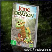 Jane and the Dragon - Last of the Dragon
