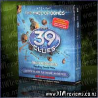 The 39 Clues - 1ab - The Maze of Bones