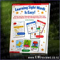 Learning&nbsp;Sight&nbsp;Words&nbsp;Is&nbsp;Easy!