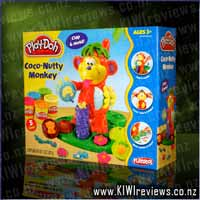 Play-Doh Coco-Nutty Monkey Playset