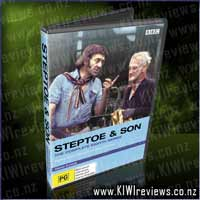 Steptoe & Son - The Complete Eighth Series