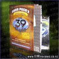 The&nbsp;39&nbsp;Clues&nbsp;-&nbsp;Card&nbsp;Pack&nbsp;2