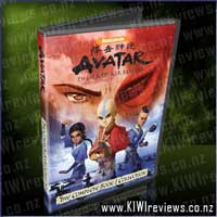 Avatar - The Legend of Aang - The Complete Book 1 Collection