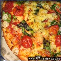 Vege Grande Pizza