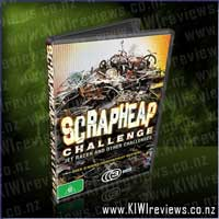 Scrapheap Challenge - Jet Racer and other challenges