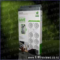 Conserve Surge Protector with Wireless Remote : BG108200au2M