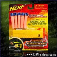 N-Strike Mission Kit: Tactical Light