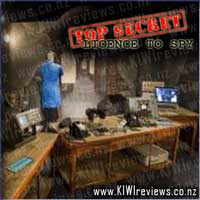 Top Secret - Licence to Spy
