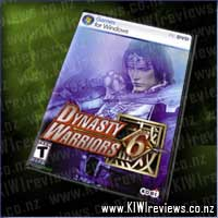 Dynasty&nbsp;Warriors&nbsp;6