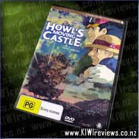 Howls Moving Castle - Special Edition