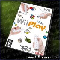 Wii Play (Includes Wii Remote Controller)