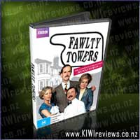 Fawlty&nbsp;Towers&nbsp;-&nbsp;Complete&nbsp;Collection&nbsp;Remastered