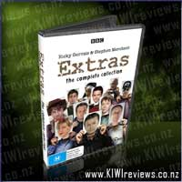 Extras - The Complete Collection