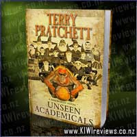 Discworld&nbsp;:&nbsp;Unseen&nbsp;Academicals