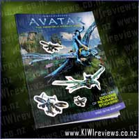 Avatar - The Reusable Sticker Book