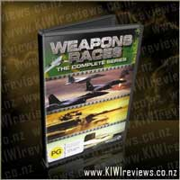 Weapons&nbsp;Races&nbsp;-&nbsp;The&nbsp;Complete&nbsp;Series