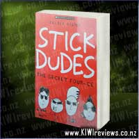 Stick Dudes: The Secret Four-ce