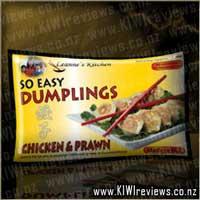 Chicken and Prawn Dumplings