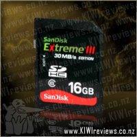 Extreme III - 16gb