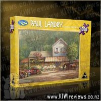 Paul Landry - Rainbow Gardens