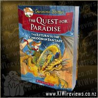 Geronimo&nbsp;Stilton&nbsp;-&nbsp;Quest&nbsp;for&nbsp;Paradise