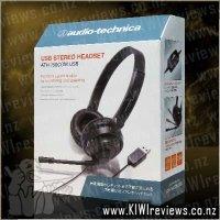 ATH-750com USB Stereo Headset