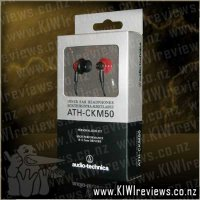 ATH-CKM50 Dynamic Bloom Inner Earphones