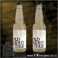 Old Mout Feijoa & Cider