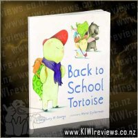 Back To School Tortoise
