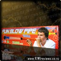 Fun&nbsp;Blowpipe