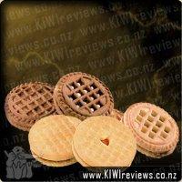 Roshen Cream Biscuits