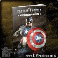 Captain&nbsp;America&nbsp;-&nbsp;The&nbsp;Movie&nbsp;Storybook