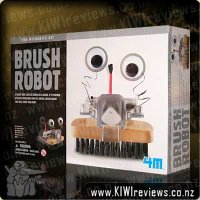 Fun Mechanics Kit - Brush Robot