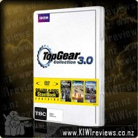 Top&nbsp;Gear:&nbsp;Collection&nbsp;3.0&nbsp;Steelbook