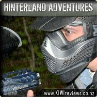 Hinterland Adventures - Paintball Hamilton