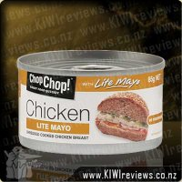 Chop Chop! Chicken - Shredded with Lite Mayo