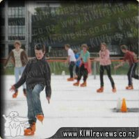 IceWorld Outdoor Ice Skating Rink