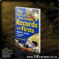 The Book of New Zealand Records and Firsts