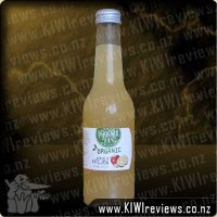 Organic Apple & Feijoa Juice