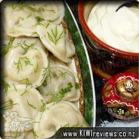 Chicken Pelmeni