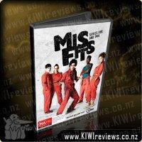 Misfits season 1 & 2